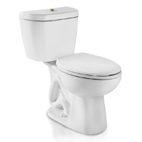 Niagara N7717EB-DF Stealth Dual Flush Elongated Toilet Bowl