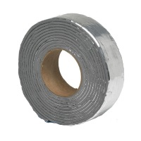 Frost King 2 in. x 15 ft. Foam and Foil Pipe Wrap Insulation Tape FV15H