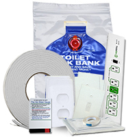 NOLA Energy/Water Conservation Kit