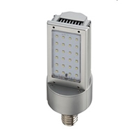 LED-8090M40 80W LED Shoebox/Wallpack HID Retrofit 4000K Mogul Base