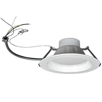 Energetic E1DL22D8-830 22W ECO 8 inch Recess Down Light 3000K