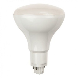 TCP L9PLVD5030K Dimmable 9W 4-Pin  G24 LED 3000K
