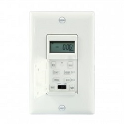 Enerlites HET01  7 Day Digital in Wall Programmable Timer