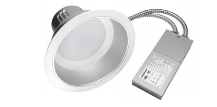 "Maxlite 24W 8"" Led Commercial Recessed Retrofit Downlight 4000K RRECO82440"