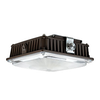 Energetic 44W Dimmable LED Canopy Light 5000K E1CPC40-750