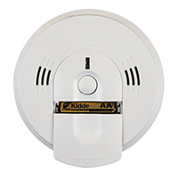 Kidde Hardwired Ionization Combo Smoke/CO Alarm, Battery Backup KN-COSM-IBA