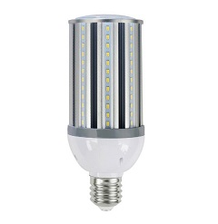 Green Watt 60W LED HID Replacement Corn Lamp Mogul Base 5000K MYM-6M