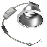 "Maxlite 8"" Commercial Retrofit Downlight 20W 4000K  RRXC20U40"