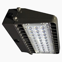 PacLights LED Wall Pack 24W 5000K F2WP024 70w Equal