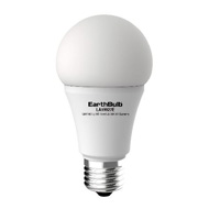 Earthtronics A19 9W 810 Lumens 2700K Dimmable LED