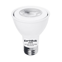 Earthtronics PAR20 7W 500 Lumens 5000K Dimmable LED LP2750DCEC
