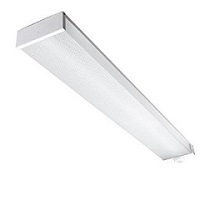 Maxlite 4' Lamp Ready Utility Strip Wrap Fixture LSU2XT8USE4806