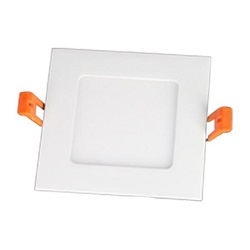 TCP DDR60230 LED Square Snap-In Downlight 14W 6 inch 3000K