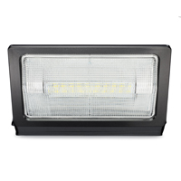 Jarvis 140W Large LED Wall Pack Luminaire, Bronze WPL-18L-50K-UV-BRZ 400W Equal