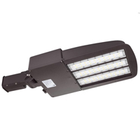 Jarvis 150W Dimming LED Area Light Slipfitter Mount, Bronze ARJ-400-50K-UV-T3-BRZ-SFM-DM