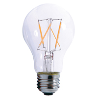 Earthtronics Dimmable LED 7.5W 2700K LA19727DCFIL