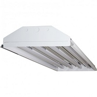 TechBrite BayBrite LED High Bay 4 Lamp Ready Fixture B4144SSUMXX00P0