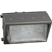 Energetic LED Wall Pack 28W E3WPA28L-850 5000K with Photocell Type IV