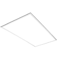 TCP Dimmable LED Flat Panel 2X4FT 50W 5000K TCPFP4UZD5050K