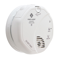 BRK SA520B Wireless Interconnect 120V AC/DC Smoke Alarm, Bridge Unit