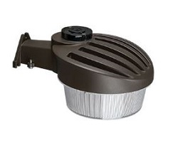 Energetic 30W Area Utility Light w/Photocell, Bronze E1ALB30-750