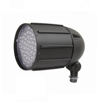 Maxlite LED Bullet Flood Light 30W BF30BUW50B 5000k Wide, Bronze
