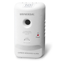 USI CO detector 10 Year Tamper Proof Sealed Battery MC304S