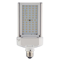 Lighting Efficient Design 50W Shoe Box/Wall Pack HID Retrofit LED-8088E57 5700K