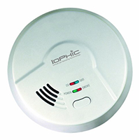 USI MDSCN111 Hardwired Smoke / Fire / Carbon Monoxide / Natural Gas Smart Alarm