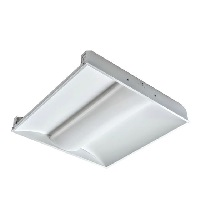 Paclights 35W Dimmable LED Volumetric Troffer 1x4  FTFB14D35 4000