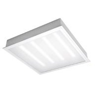 TCP Lighting Dimmable LED E-Series Troffer 2x2 45W 4100K TCPETRF2UNIZD4041K