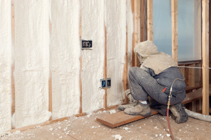 DIY Foam Insulation