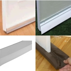 Door Sweeps for Exterior Doors