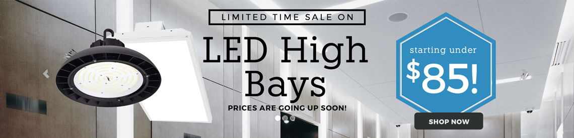 led high bay lights, high bay led lights