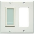 Decora SideLite  Green Night Light in White by LimeLite 2015