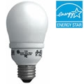 GE 11w Energy Smart Ceiling Fan A-Lamp CFL Bulb 87809