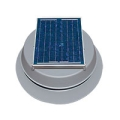Natural Light 10W Roof Mounted Solar Attic Fan SAF