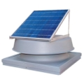 Natural Light 20W Curb Mounted Solar Attic Fan SAF20CM