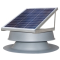 Natural Light 30W Roof Mounted Solar Attic Fan SAF30