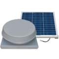 Natural Light 50W Curb Mounted Solar Attic Fan SAF50CM