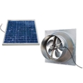 Natural Light 30W Gable Mount Solar Attic Fan SAFG30