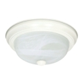 Nuvo Lighting 13W Dome Fluorescent Flush Mount Ceiling Light 60-2631