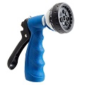 Deluxe Seven Spray Water Saving Water Hose Nozzle 56731-7B