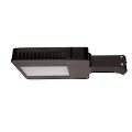 Maxlite LED Slim area light 140W, 120-277V, TYPE III, 4000K, Bronze, Straight Arm, AR140UT3-40BA