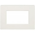 Lux Pro Thermostat Wall Plates WP567 White